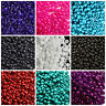 CHOOSE COLOR! 20g 7/0 (3.5mm) Seed Beads Preciosa Ornela Czech Glass