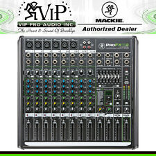 Mackie ProFX12v2 12-Channel Sound Reinforcement Mixer with Built-In FX & USB NEW