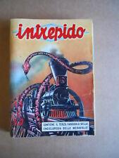 INTREPIDO n°15 1962  [G394A] con inserto Enciclopedia