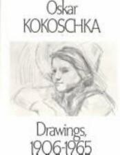 Oskar Kokoschka Drawings, 1906-1965-ExLibrary