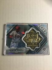 2018 Topps Chrome Victor Robles Rookie Debut Auto 53/99