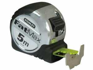 Stanley FatMax® 0-33-887 Pro Pocket Tape Measure 5m Width 32mm (Metric only)