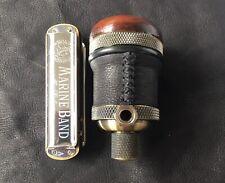 Harmonica Microphone - Silverfish High - Dynamic High-Z Dirty (Lo-Fi)