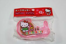 RARE Made in Japan 1994 Hello Kitty plastic Tape Dispenser with Tape NEW