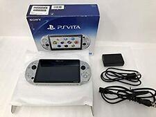 PlayStation Vita PS Vita Silver Console Wi-Fi Model PCH-2000ZA25 2016