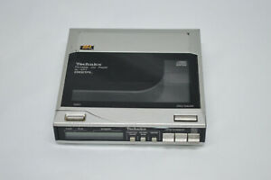 Vintage 1986 Technics Portable CD Player SL-XP7 Untested no power cord Rare!