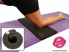 SukhaMat - Yoga Knee Pad Mat Cushion - Alleviate Yoga Knee Pain - 50% OFF!