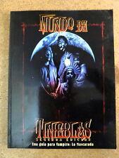 Libro Rol,Mundo de Tinieblas,Vampiro:La Mascarada,La Factoria