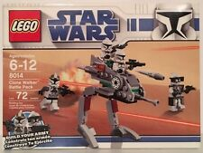 Lego 8014 Clone Walker Battle Pack 72 Pcs New & Sealed Includes 4 Mini Figures