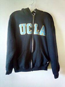 USA Hoodie UCLA Blue Sz  S Sweatshirt Track Jacket  Unisex
