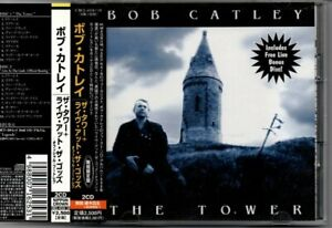 BOB CATLEY-The Tower+Live at the Gods JAPAN 2CD version with OBI NWOBHM MAGNUM
