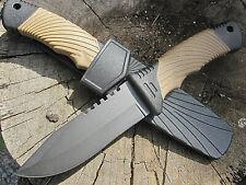 HERBERTZ Gürtelmesser Taschenmesser Angler Messer Outdoormesser Arbeitsmesser