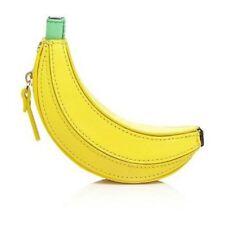 NWT Kate Spade Flights of Fancy Banana Coin Purse Leather $88 # PWRU5024