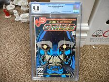 Crisis on Infinite Earths 6 cgc 9.8 1985 DC 1st appearance of Anti Monitor Perez