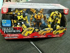 Transformers The Legacy of BumbleBee Walmart Exclusive Movie Set 3pc Lot MISB
