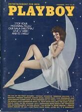 December, 1973 Playboy Magazine