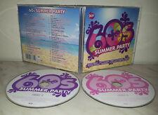 2 CD 60S SUMMER PARTY - BEACH BOYS PRESLEY HOLLIES ANIMALS