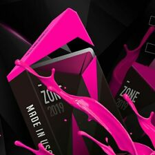 ZONE Playing Cards - V2 - Pink by Bocopo