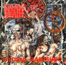 NAPALM DEATH - utopia banished  +4 Bonustracks Purple Vinyl LP only 200 NEW