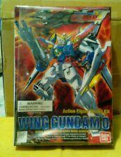 Model Kit, 1/144 Mobile Suit, Gundam W, Wing Gundam 0.