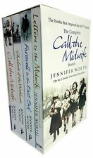Jennifer Worth 4 Books Set Collection Call The Midwife Series Shadows of the wor