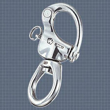 Wichard HR  Snap shackle 2377 large bail L.140 moschettone sgancio rapido