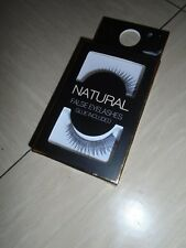 PS Natural False Eye ashes, Glue included