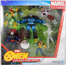 MARVEL UNIVERSE X MEN COLLECTORS PACK TOYS R US EXCLUSIVE