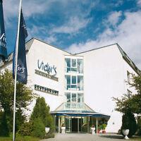 Wellness Reise 4* Victor's Residenz Hotel München - Therme Erding Tickets 2ÜF2P