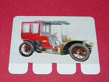 N°16 HERALD 1904 PLAQUE METAL COOP 1964 AUTOMOBILE A TRAVERS AGES
