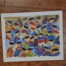 Pito Les Bérets Peintre De St Jean De Luz En Pays Basque