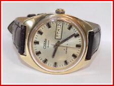 Montre vintage montre de Slava soviétique montre,1980's,Jour et date #10120