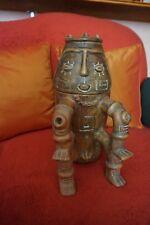 objet d'Art amerindien urne funeraire  tres belle piece d'origine inconnue