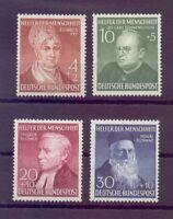Bund 1952 - Wohlfahrt - MiNr. 156/159 postfrisch** - Michel 130,00 € (157)