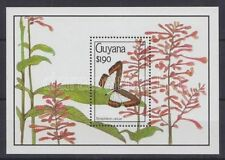 Butterflies Guyanese Stamps