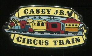 DLR Hidden Mickey 2019 Attraction Signs Casey Jr. Circus Train Disney Pin 136220