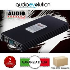AUDIO SYSTEM AS4120 AMPLIFICATORE 2/4 CANALI 120 WATT RMS CON CROSSOVER NUOVO