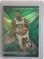 ZION WILLIAMSON SP, ROOKIE. XR TEAL, PARALLEL 2019-20 PANINI CHRONICLES🏀#271