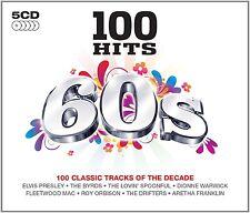 100 HITS-60'S 5 (THE YARDBIRDS, OTIS REDDING, THE EVERLY BROTHERS, ..) CD NEU