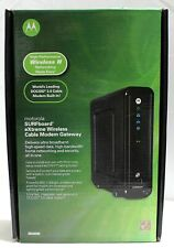 MOTOROLA SURFboard SBG6580 WIRELESS CABLE MODEM