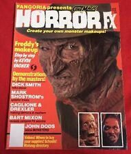 FANGORIA CINEMAGIC HORROR FX #1 1989 RARE