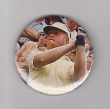 "Jack Nicklaus 18 Major Championship Wins 2 1/4"" Button"