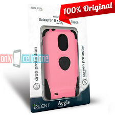 Trident Aegis Pink Case Cover for Samsung Galaxy S 2 II D710 Epic 4G Touch R760