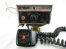 Federal Signal PA15A Director Pa & Siren Used Tested Working Nice Condition