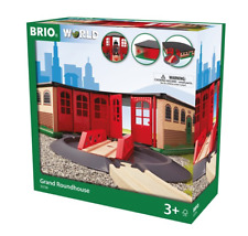 BRIO 33736 Grand Roundhouse. Brand new. Free Post. Ship from Melbourne.
