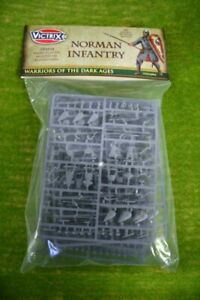 Victrix NORMAN INFANTRY VXDA004 28mm Plastic 60 Figure Set