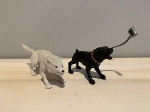 Hasbro 25TH ANNIVERSARY GI Joe Timber Wolf Accessory Articulated Head And Mutt