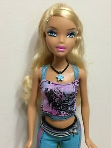 Barbie My Scene Weekend Chic Kennedy Doll Blonde Hair Rare