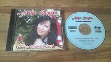 CD Schlager Anja Regitz - Weihnachtswunderland (1 Song) MCD WMW RECORDS jc