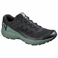 Salomon XA Elevate 401359 Black/Balsam Green/Black Mens Hiking Hiker Shoes
